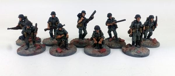 WWII: German Sturmpioniere Squad