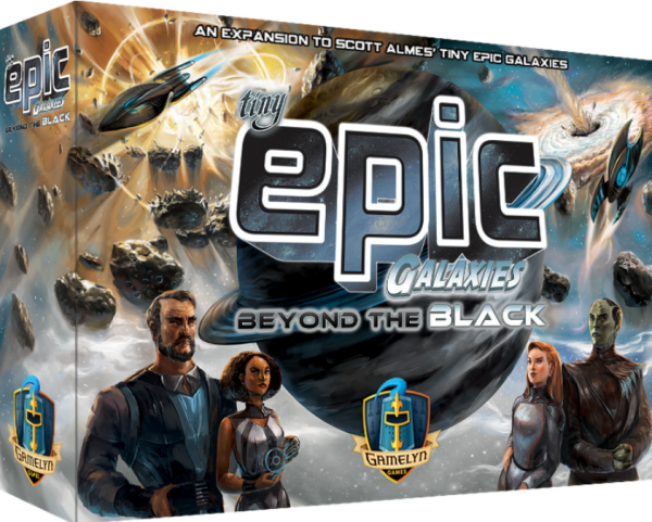Tiny Epic Galaxies: Beyond the Black Expansion