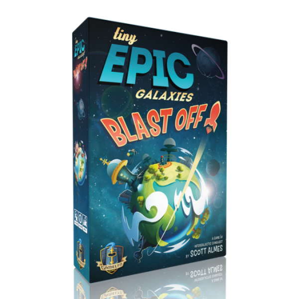 Tiny Epic Galaxies: Blast Off Edition