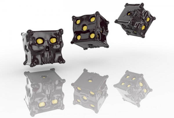 Tiny Epic Pirates Skull Dice