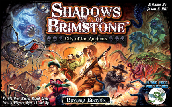 Shadows Of Brimstone: City Of The Ancients City of the Ancients Core Set (Revised )