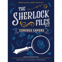 The Sherlock Files: Vol 2 Curious Capers