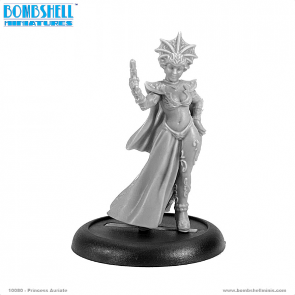 Bombshell Miniatures: Princess Auriate