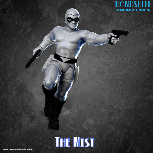 Bombshell Miniatures: The Mist