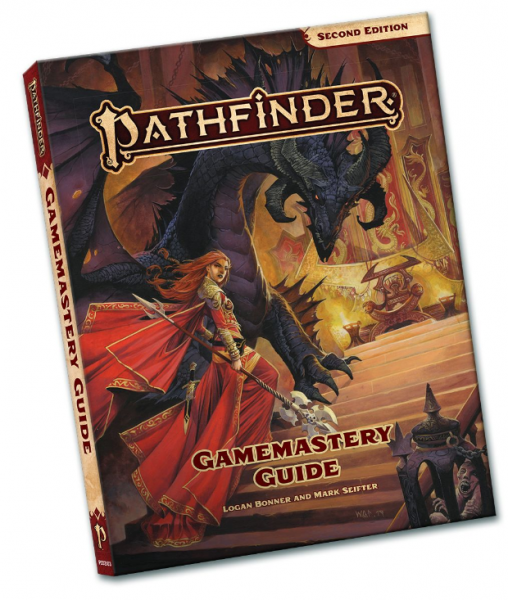 Pathfinder (P2): GameMastery Guide - Pocket Edition