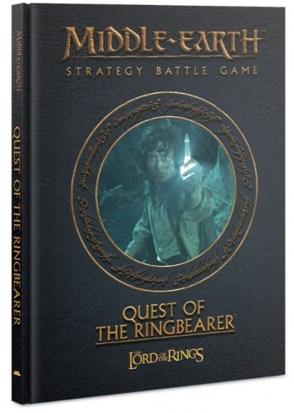 Middle Earth SBG: Quest of the Ringbearer (HC)