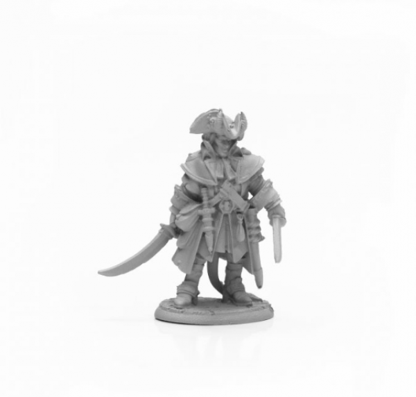Dark Heaven Legends: ReaperCon 2020 Wicked Hand - Vax Kreel, Hellborn Pirate