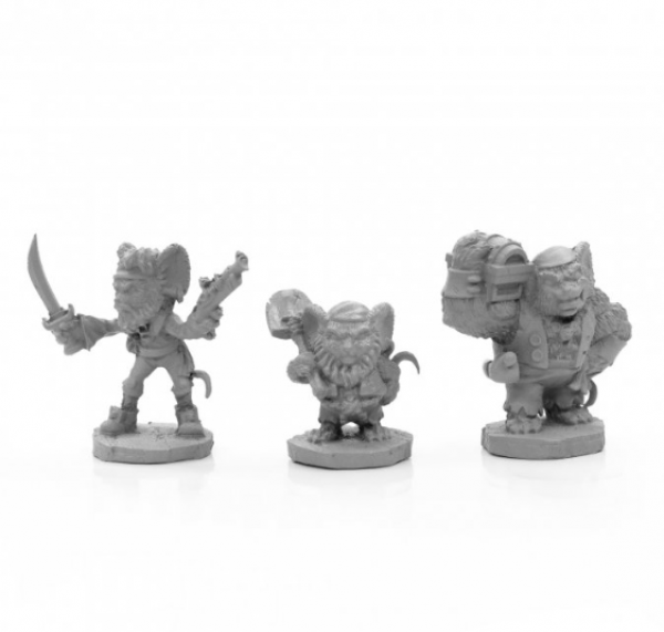 Dark Heaven Legends: Pirate Mousling Crew