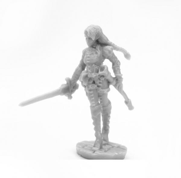 Reaper Bones Classic: Bryn, Half Elf Rogue