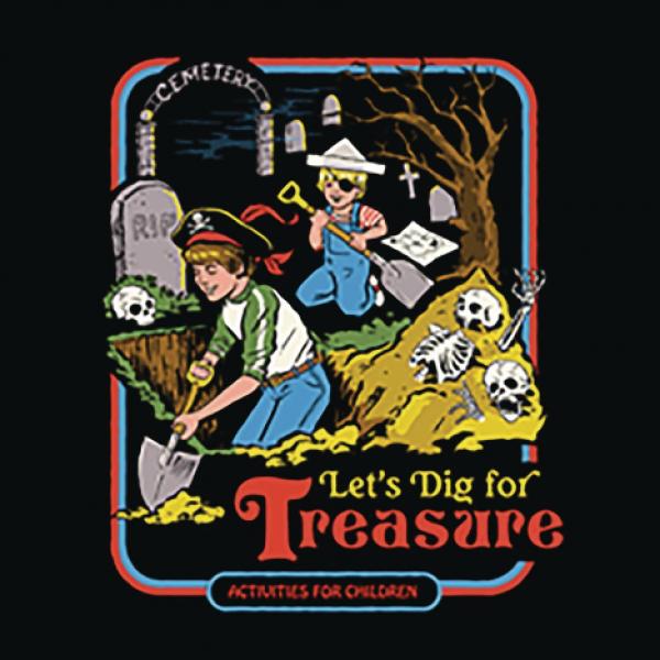 Steven Rhodes Game - Let's Dig for Treasure