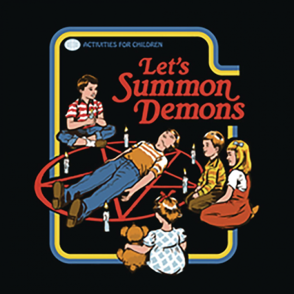 Steven Rhodes Game - Let's Summon Demons
