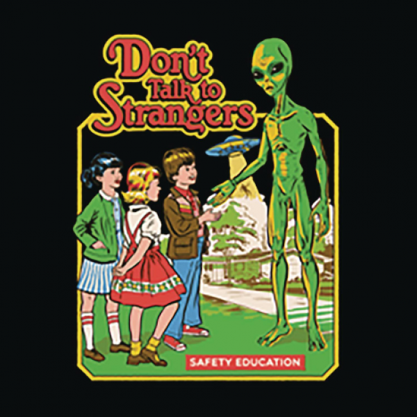 Steven Rhodes Game - Don't Talk to Strangers