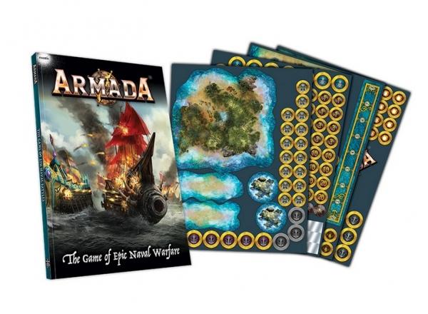 Armada: Core Rulebook & Counters Pack