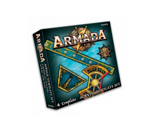 Armada: Acrylic Template Set