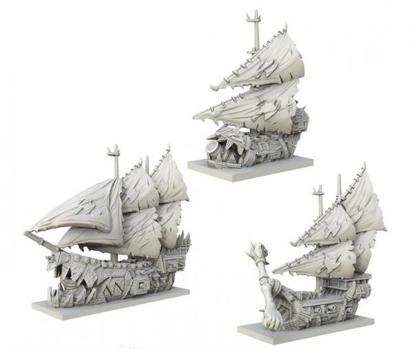 Armada: Orc Starter Fleet