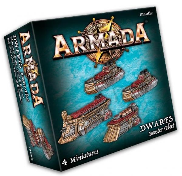 Armada: Dwarf Booster Fleet