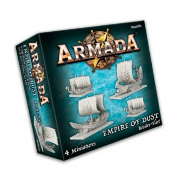 Armada: Empire of Dust Booster Fleet