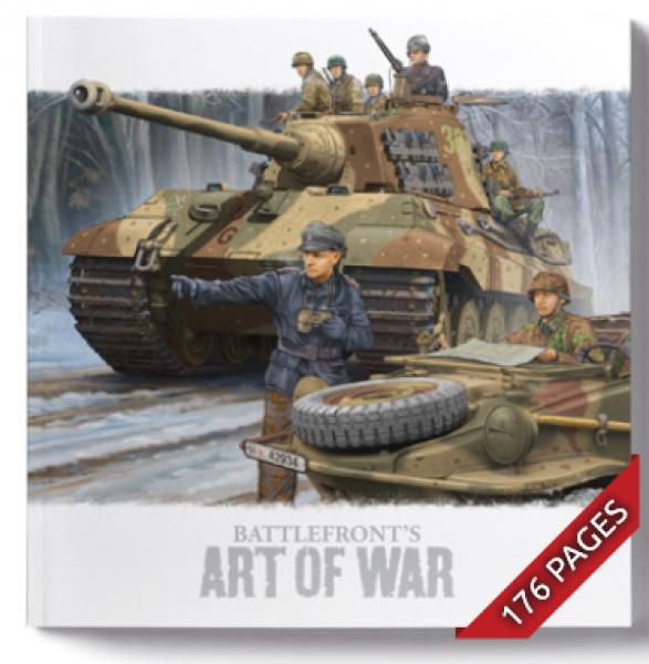 Battlefront's Art of War (HC)