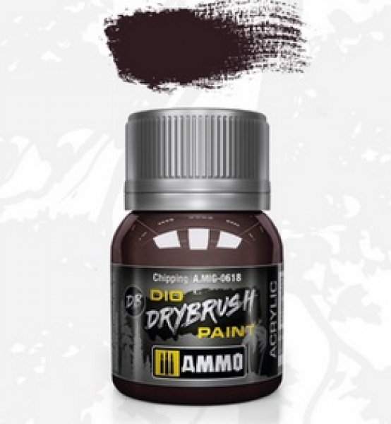 AMMO: Dio Drybrush Colors - Chipping (40ml)