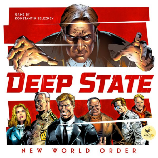 Deep State: New World Order (Core Game)