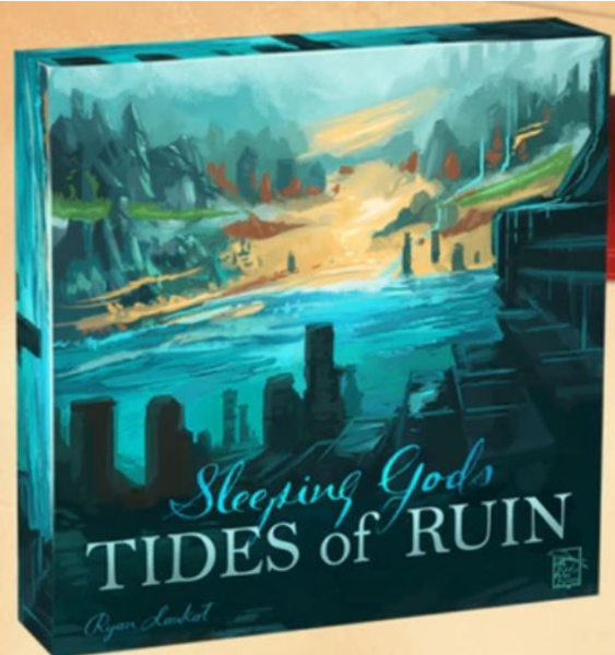 Sleeping Gods: Tides Of Ruin Expansion