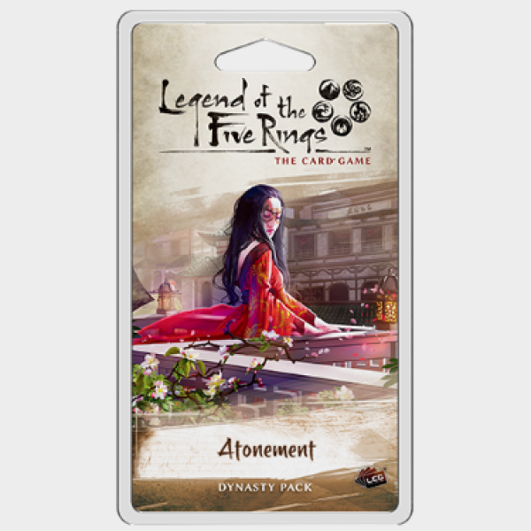Legend of the Five Rings LCG: Atonement