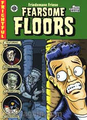 Fearsome Floors: Run or Be Eaten