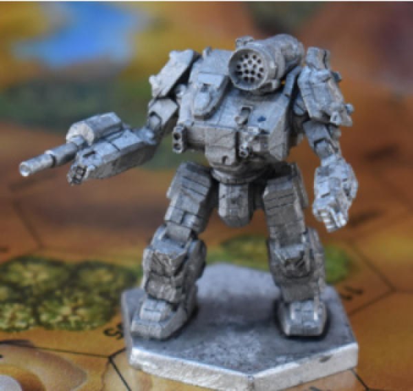 Battletech Miniatures: Thunderbolt TDR-5S