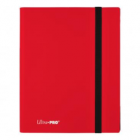 Ultra-Pro: 9-Pocket Eclipse PRO-Binder - Apple Red