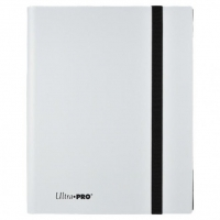 Ultra-Pro: 9-Pocket Eclipse PRO-Binder - Arctic White