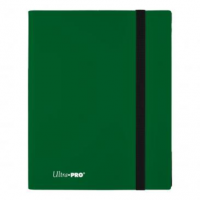 Ultra-Pro: 9-Pocket Eclipse PRO-Binder - Forest Green