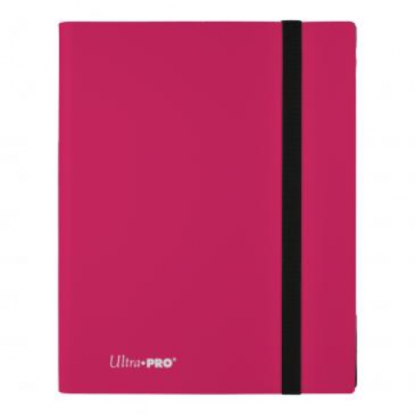 Ultra-Pro: 9-Pocket Eclipse PRO-Binder - Hot Pink