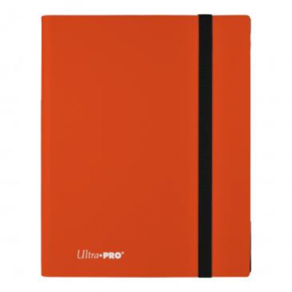 Ultra-Pro: 9-Pocket Eclipse PRO-Binder - Pumpkin Orange