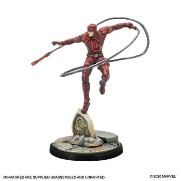 Marvel Crisis Protocol:  Bullseye and Daredevil Character Pack