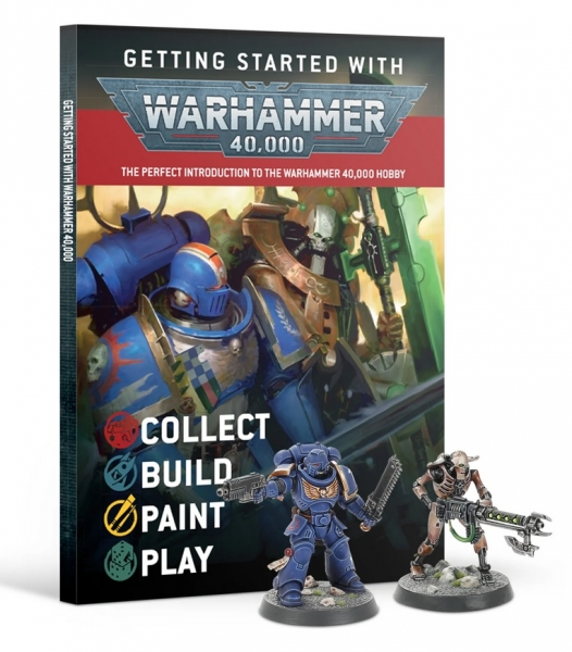 WH40K: Getting Started with Warhammer 40,000