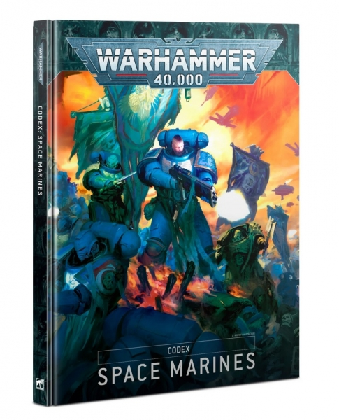 WH40K: Space Marines Codex (2020) (HC)