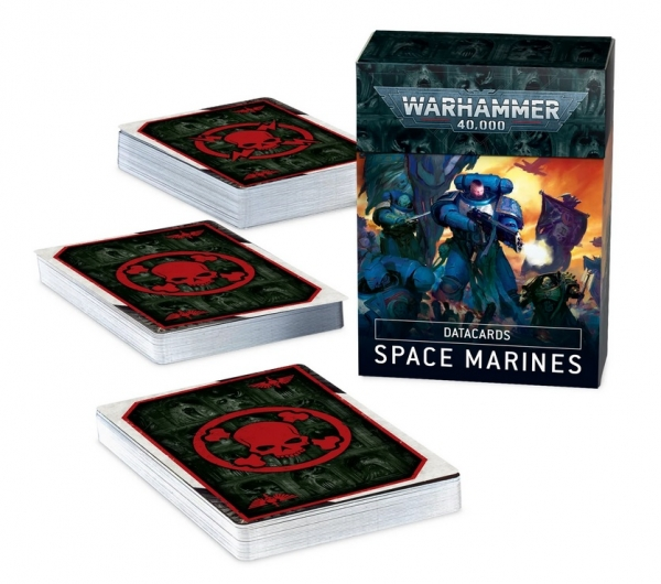 WH40K: Space Marines Datacards (2020)