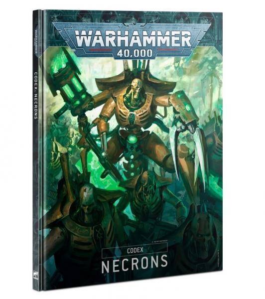 Warhammer 40K: Necrons Codex (2020) (HC)