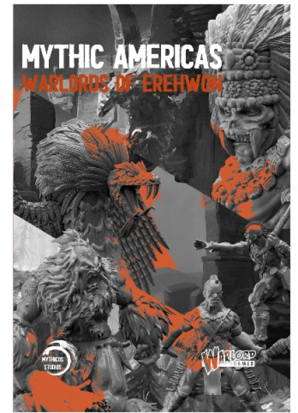 Warlords of Erehwon: Mythic America Rulebook (HC)