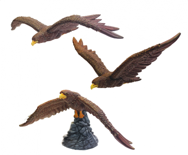 Warlords of Erehwon: Mythic America - War Eagles (3)