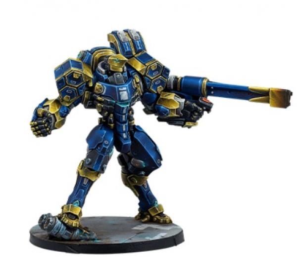 Infinity CodeOne: Zeta Unit