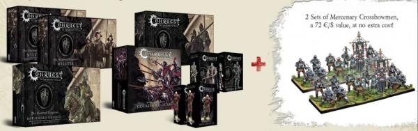 Conquest: Path of Conquest - Hundred Kingdoms 1-3 Bundle