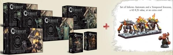 Conquest: Path of Conquest - Dweghom 1-3 Bundle
