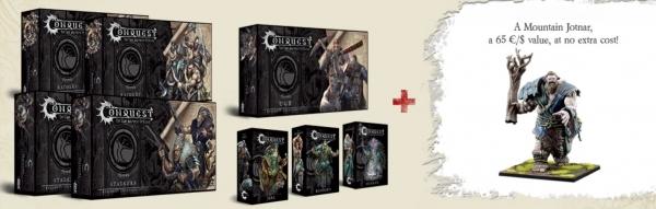 Conquest: Path of Conquest - Nords 1-3 Bundle