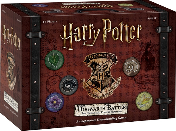 Harry Potter Hogwarts Battle DBG: The Charms and Potions Expansion
