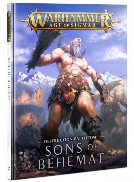 Age of Sigmar: Sons of Behemat Battletome (HC)