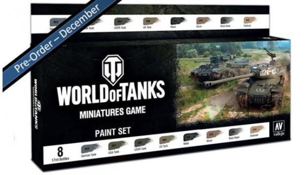 World of Tanks: Paint Set