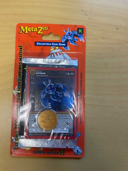 MetaZoo TCG: Cryptid Nation Carded Blister Pack (1) (First Edition)