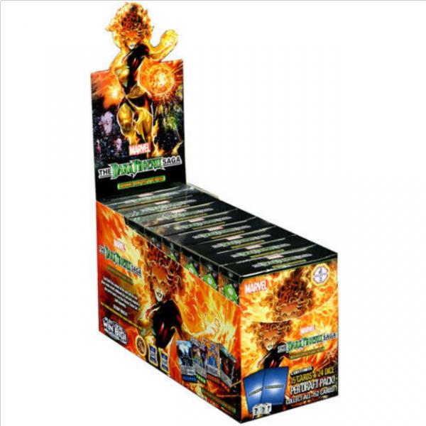 Marvel Dice Masters: The Dark Phoenix Saga Booster Pack (1)