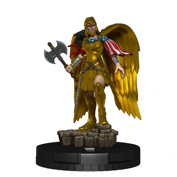DC HeroClix: Wonder Woman 80th Anniversary Booster Pack (1)